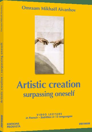 DVD NTSC - Artistic creation – surpassing oneself