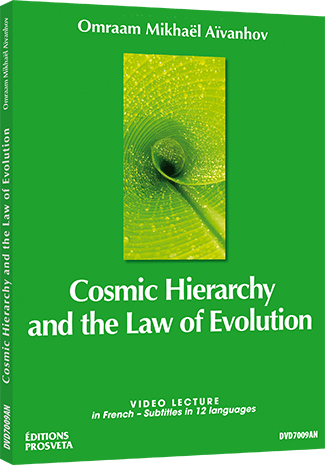 Cosmic Hierarchy and the Law of Evolution - DVD NTSC
