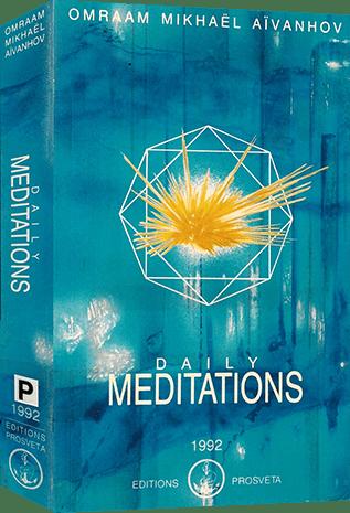 Daily meditations 1992